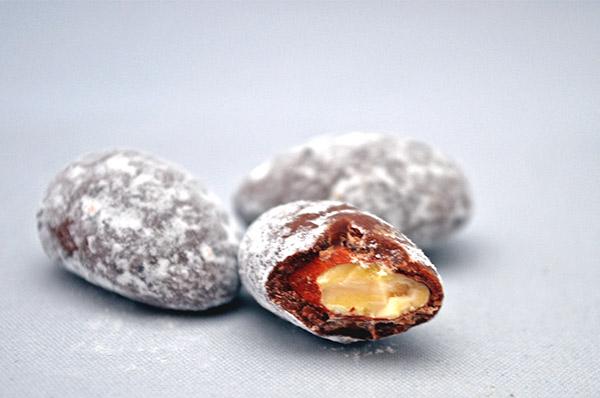 Mandler-chokolade